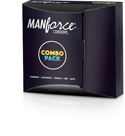Manforce Combo Pack