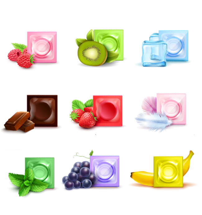 Are flavoured condoms safe to use?