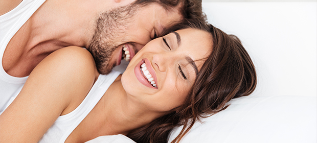 Sex is a secret mantra to a happy relationship