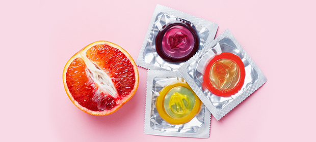 Flavored condoms come with great flavors and tantalizing aromas.