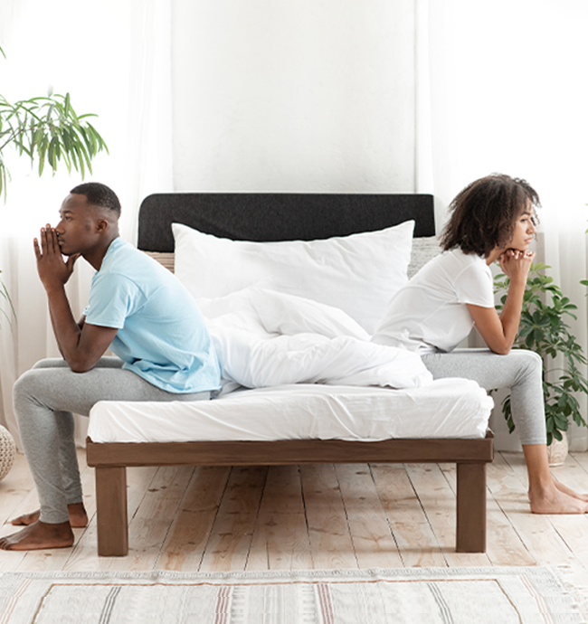 4 Things to do When you and your partner have different sex drives