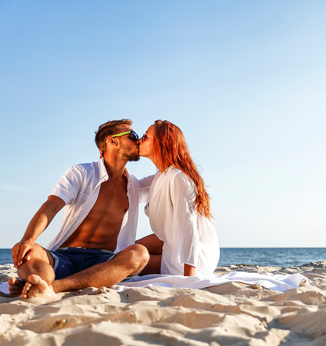 The Best Time of your Life: 3 Romantic Ideas for your Honeymoon