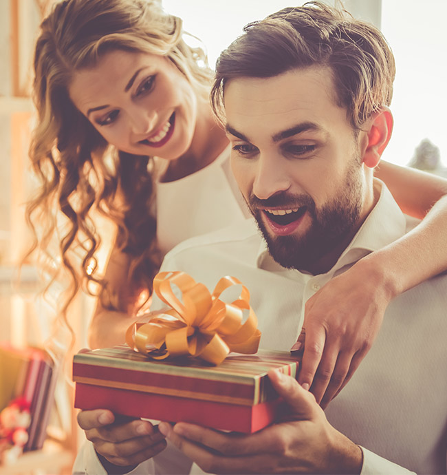 Surprise Him: 6 Love Gifts to Pleasantly Surprise your Husband