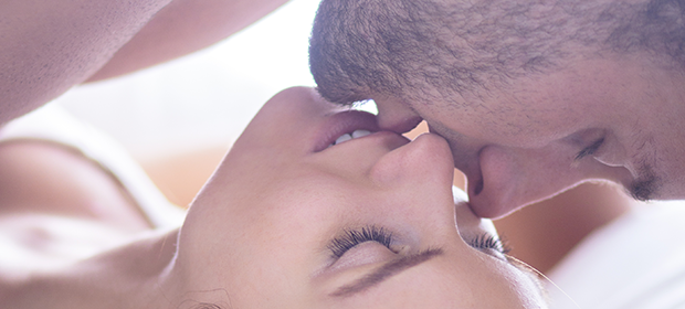 Physical intimacy is a great way to shoo away the air of misunderstanding.