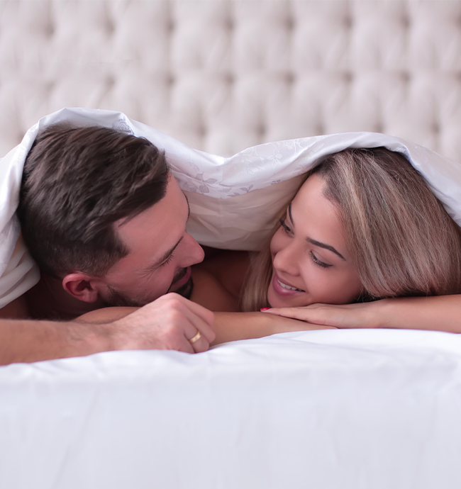 How can one make oral sex feel better?