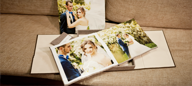 Relive all the heartfelt memories of your wedding date.